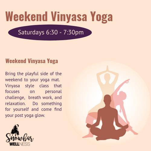 Weekend-Vinyasa